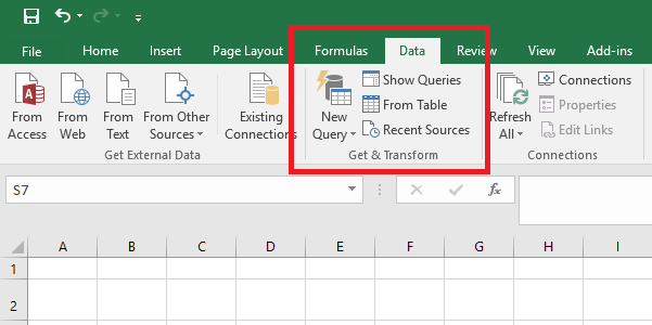 Differences between Excel, Power BI, Power Query, and Query