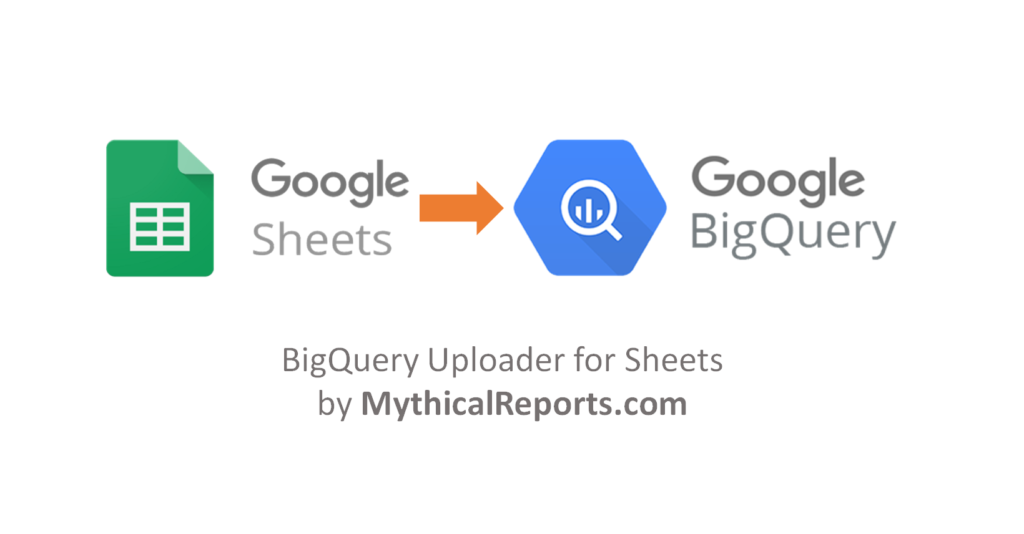 How to Upload Multiple Sheets from Google Sheets to Big